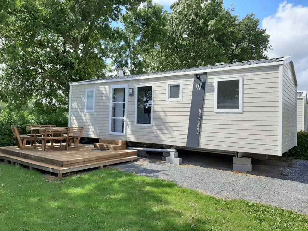 mobil-home camping la chaumière