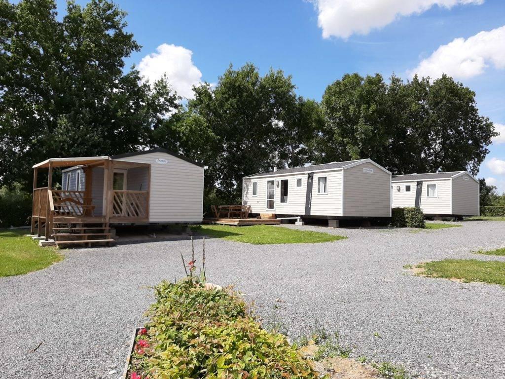 Camping La Chaumière mobil-homes