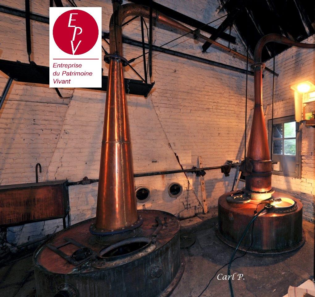 Distillerie Houlle