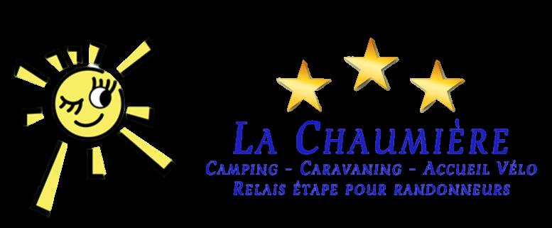 logo Camping la Chaumière